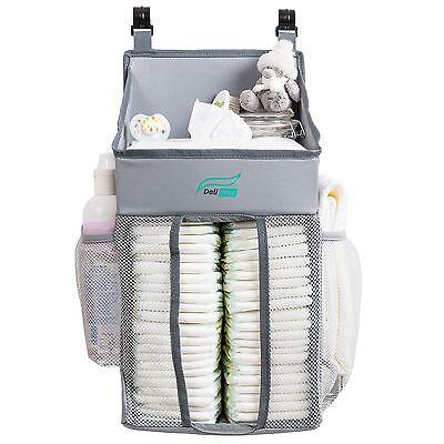 Daliway Baby Diaper Organizer for Nursery New