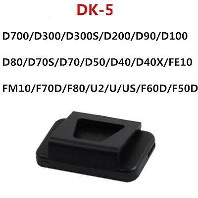 Okularabdeckung für Nikon DK5 DK-5 D3300 D3200 D5100 D7000 D40 D90 D100 D600 ..