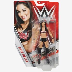 WWE-BASE-ACTION-FIGURE-SERIE-70-Brie-Bella-NUOVO
