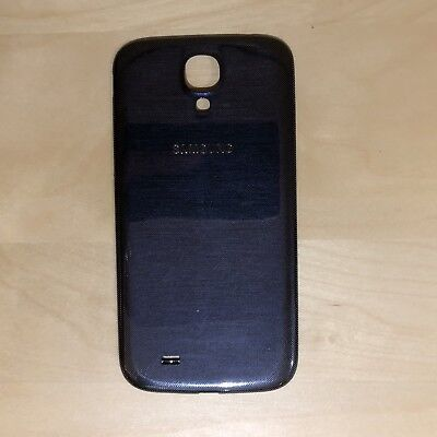 Used, OEM Samsung Galaxy S4 IV Back Door Battery Cover Blue for sale  Markham