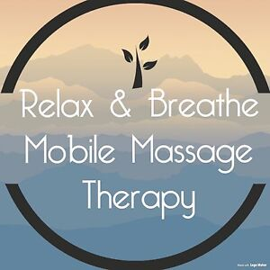 Relax & Breathe Mobile Massage Therapy Teralba Lake Macquarie Area Preview