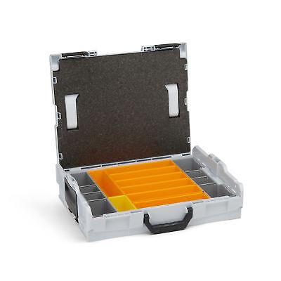 L-BOXX Kleinteileeinsatz für 102 12 Mulden