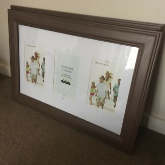 Brown Collage Photo Frames