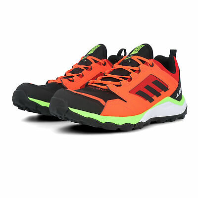 adidas Mens Terrex Agravic TR Trail Running Shoes Trainers Sneakers - Orange