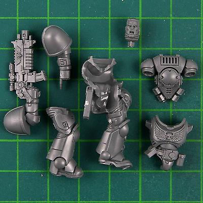 Primaris Space Marines Intercessor Sergeant B Dark Imperium 40K 10086