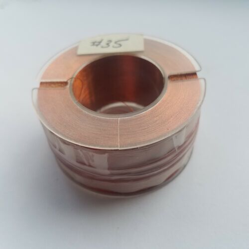 Enameled Copper Magnet Wire 35 AWG - 4.33oz Spool