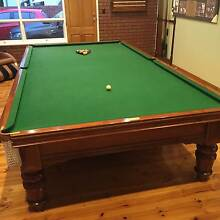 Full Size Billiards/Pool Table For Sale!!! - Nearest offer!!! Tranmere Campbelltown Area Preview