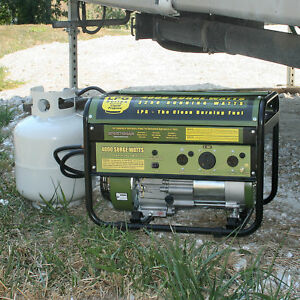 Sportsman GEN4000LP Portable 4000 Watt Propane Generator - RV Ready