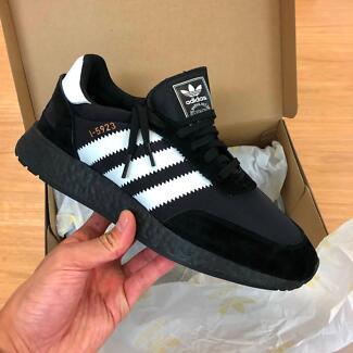 new concept 9e1de dd777 Adidas Originals Iniki I-5923 Black Boost (CQ2490) - US 10