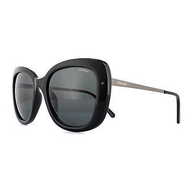 Polaroid Sunglasses PLD 4044/S CVS Y2 Black Grey Polarized