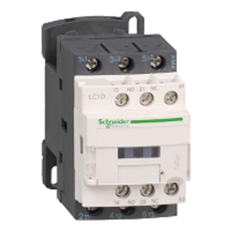 Schneider/Telemecanique LC1D09B7 Magnetic Contactor AC24V