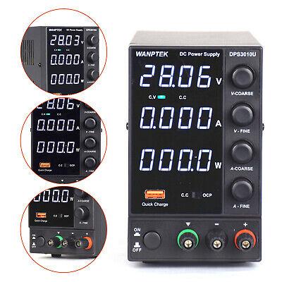 Dps3010u Dc Power Supply Adjustable Switch Lab Power Supply Ac110v 300w