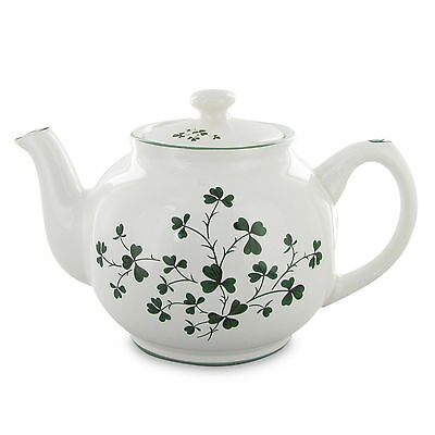 Shamrock Teapot - 5 Cup