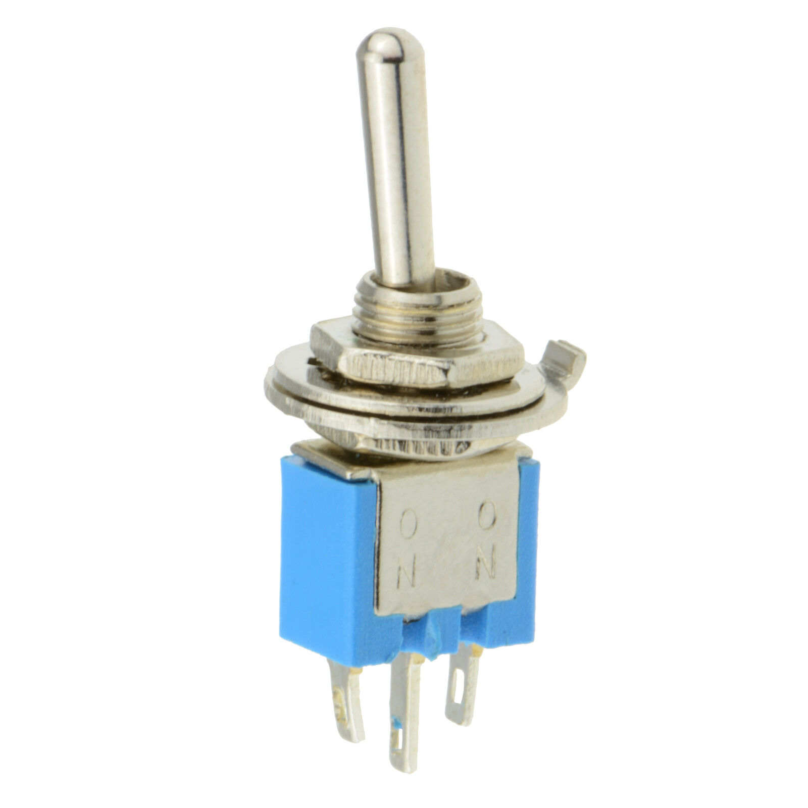 On//On SPDT PCB Mount Sub Miniature Toggle Switch for Robots Arduino UK Seller