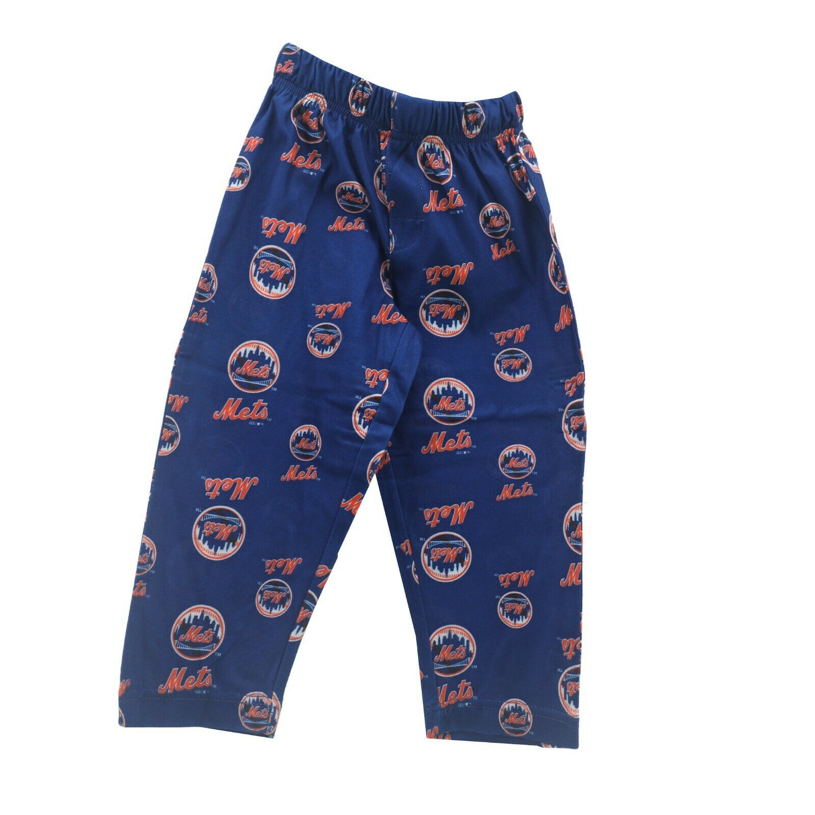half off c82a7 e5c97 Details about New York Mets Official MLB Genuine Apparel Infant Toddler  Size Pajama Pants New