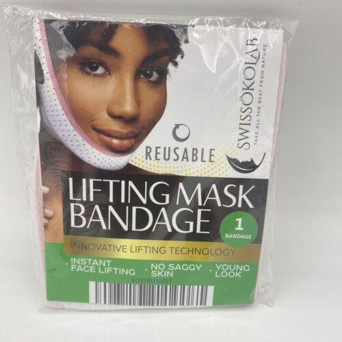 Swissokolab Reusable Face Lifting Mask Bandage NEW Sealed NEW - $7.99