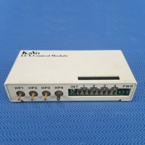 Kavo Dental Lux Fiber Optic Light Source Control Module for 4 Handpiece