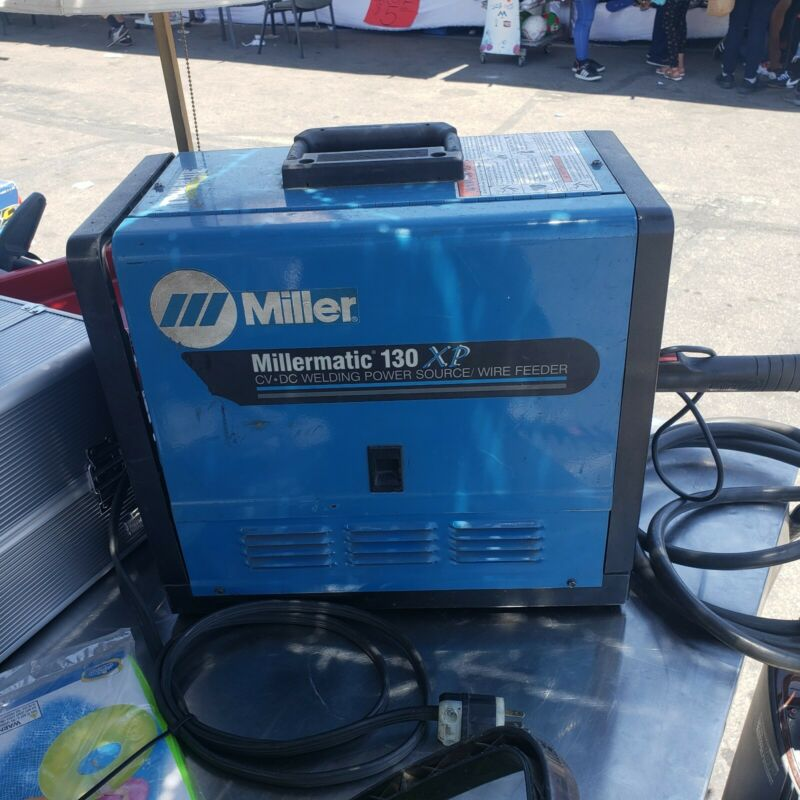 Miller Millermatic 130 XP 115V Wire Welder!