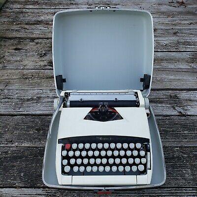 Sears Citation 2 Typewriter By Smith-corona 1965 W Case