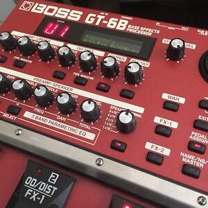 Boss GT6B