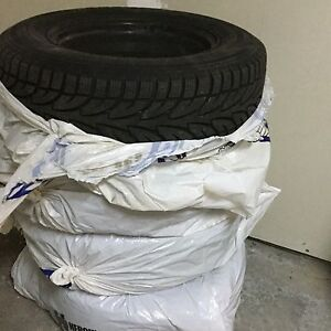 Winter tires and rims  215/70R16