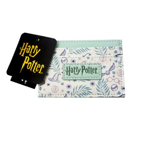 Harry Potter Wizarding World Icons Cardholder Wallet Hot Topic Only Universal
