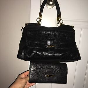 Beautiful coach purse and wallet