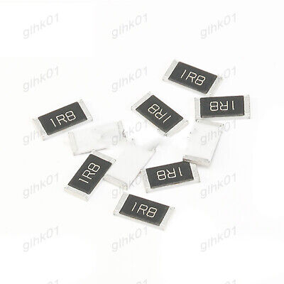 Smd Resistor 1 1w 0.01 0.82 0.1 2512 Clip Resistance -full Range Of Values