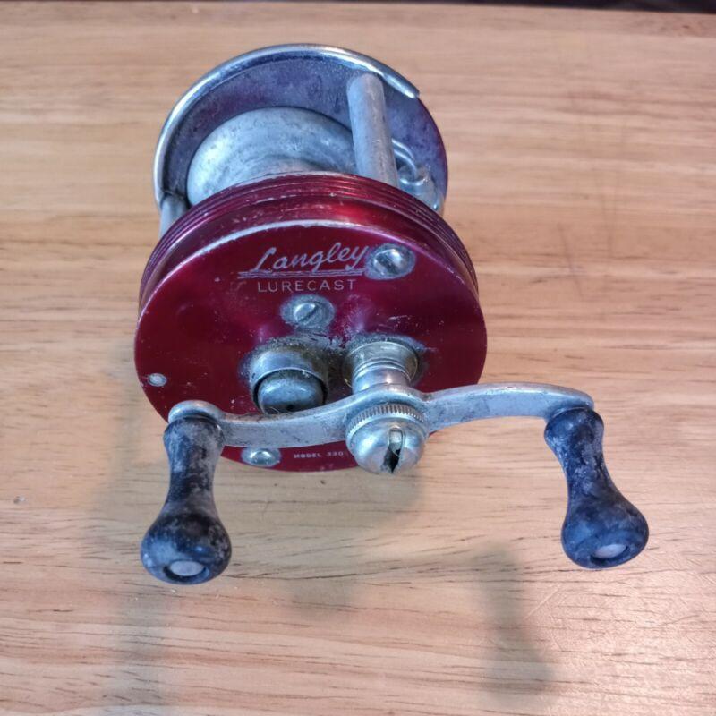 Langley Lure Cast Model 330