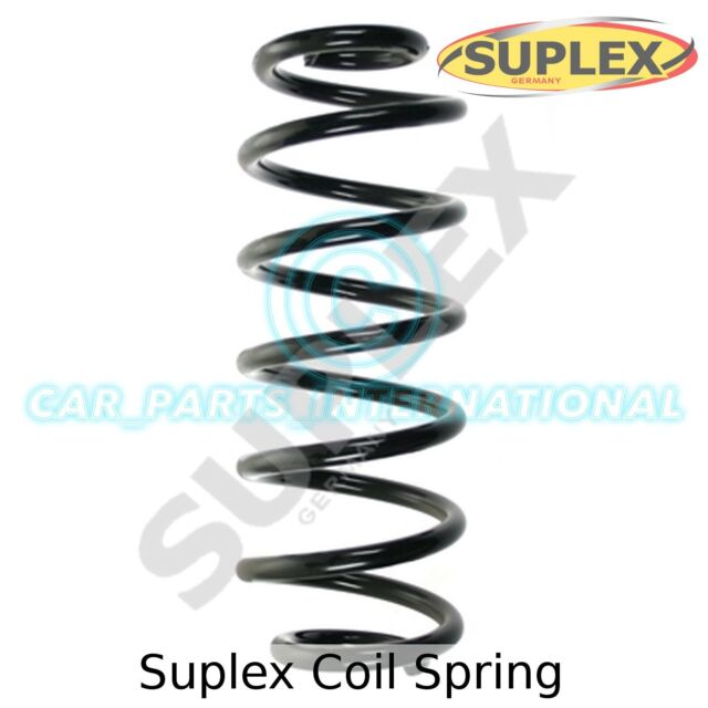 Suplex Coil Spring, Rear Axle, OE Quality, 03223