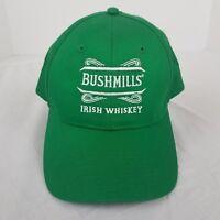 adba2a6f33d92 Bushmills Irish Whiskey Baseball Cap Snapback Green St Patricks Day Trucker  Hat