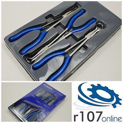 Hose Grip Pliers Set - Blue Point 3pc Long Reach Hose Grip Pliers Set,  Incl. VAT. As sold by Snap On.