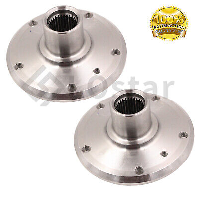 2x Rear Wheel Hub For BMW E31 E36 E38 E46 E60 850i 840Ci 750iL 550i 528i 535