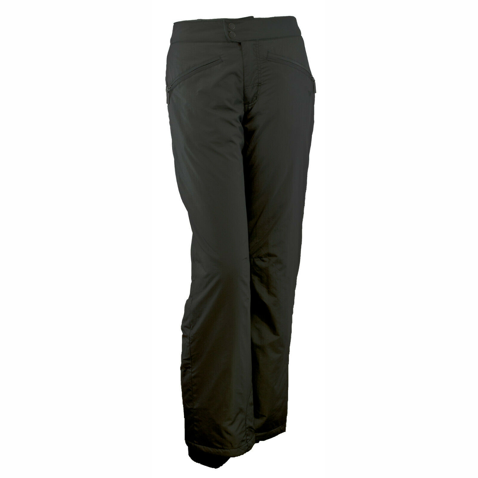 White Sierra Women's Toboggan Insulated Snow Pants