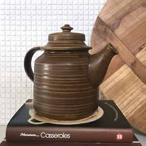 Arabia Finland Kaarna Coffee / Tea Pot