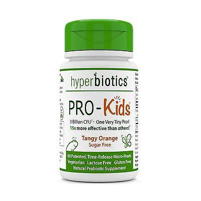 PRO-Kids: Children's Probiotics - 60 Tiny Sugar Free Once