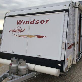 Windsor Rapid Expander Caravan 2008 - Ex Condition $28,500