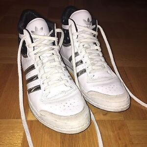 Vintage Adidas High top Running Shoes