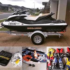 2012 SeaDoo GTX-S 155 PRICED TO SELL QUICKLY Logan Village Logan Area Preview