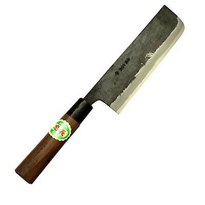 Tosa cutlery kitchen knife black beating Nakiribocho blue steel No. 1 165mm F/S