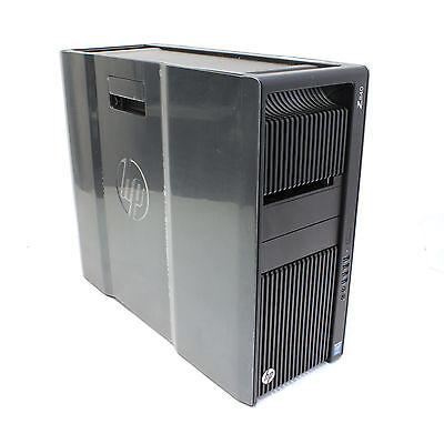HP Z840 Barebone Workstation Case+PSU+Motherboard+Heatsink 761510-001 710327-001