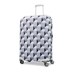 Samsonite Printed Luggage Cover - XL Infinity Grey - Luggage