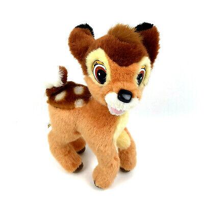 """Mattel Walt Disney Vintage 1992 Bambi Deer 14"""" Plush Soft Toy Stuffed Animal"""