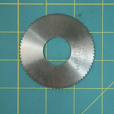 1one Slitting Slotting Saw Blade 0.0415 X 2-1116 Hss Machinist Cutting Tool