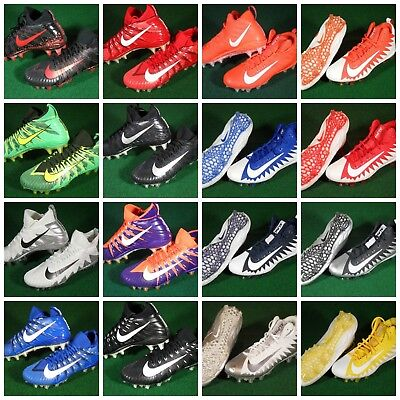 New Mens Nike Alpha Menace Elite Pro Mid Low TD Football Cleats Many Colors ()