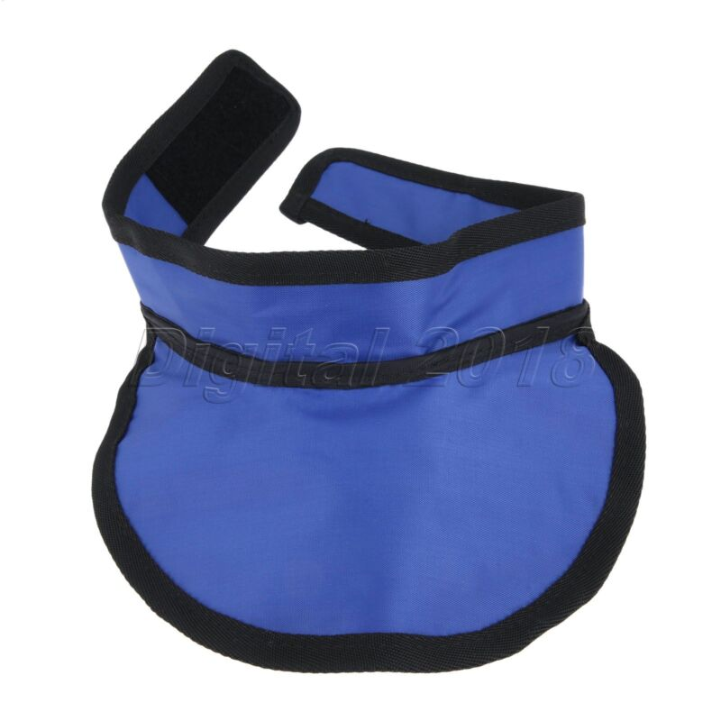 Thyroid Collar Neck Cover 0.35mmpb X-Ray Protective Collar Radiation Protection