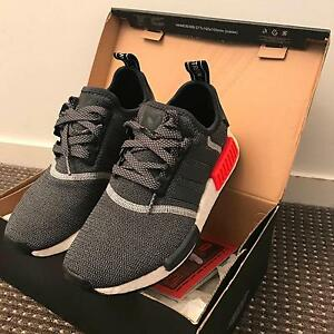 NMD R1 Reflective 'Dark Grey' (Size US4 Men - Bae size !!) Carlton Melbourne City Preview