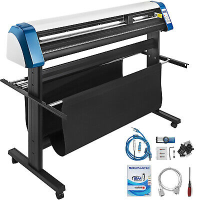 53 Vinyl Cutter Plotter Sign Cutting Sticker Graphics Drawing Tools 3 Blades