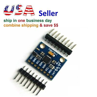 Mpu6050 3 Axis Analog Gyro Sensors 3 Axis Accelerometer Module For Arduino