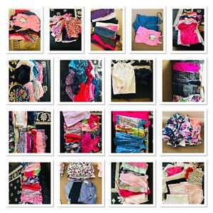 Women's Clothing Clothing, Shoes, Accessories Cooperative Bulk Lot Ladies Clothing Clearance Sale Prelived Mixed Sizes 8 10 12